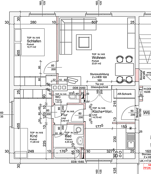 Immobilie von LAWOG in Andreas-Hofer-Straße 14/6, 4780 Schärding #1