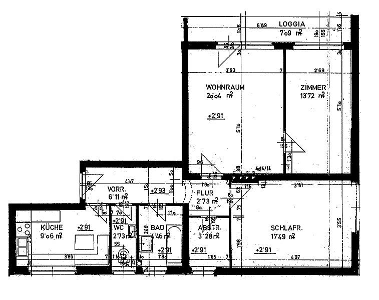 Immobilie von LAWOG in Kurhausstr. 8/5, 4540 Bad Hall #1