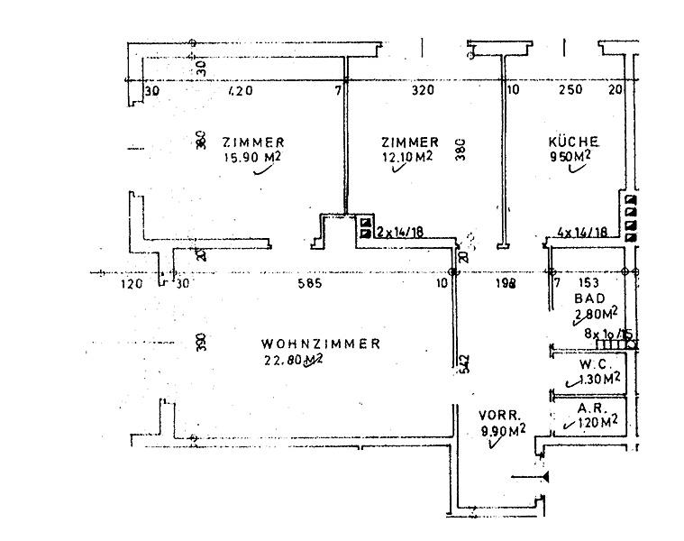 Immobilie von LAWOG in Nr.38/10, 4381 St.Nikola #1