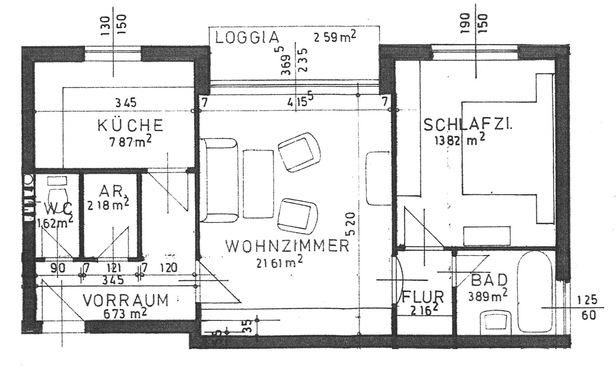 Immobilie von LAWOG in Hansbergstr.3/11, 4171 St. Peter am Wimberg #1