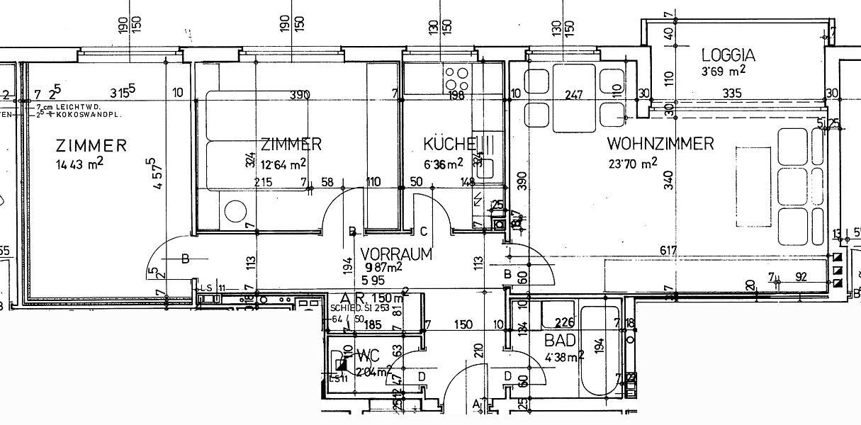 Immobilie von LAWOG in Nr.103/8, 4785 Haibach #1