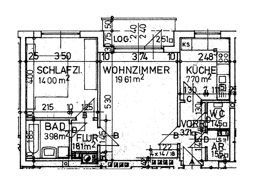 Immobilie von LAWOG in Freistädterstr.6/2, 4271 St. Oswald #1