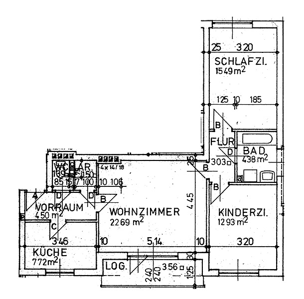 Immobilie von LAWOG in Freistädterstr.6/4, 4271 St. Oswald #1