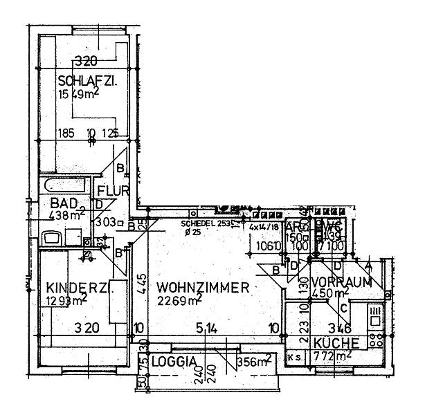 Immobilie von LAWOG in Freistädterstr.6/5, 4271 St. Oswald #1