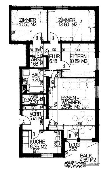 Immobilie von LAWOG in Emmeramweg 4/Stg.2/3, 4174 Niederwaldkirchen #1