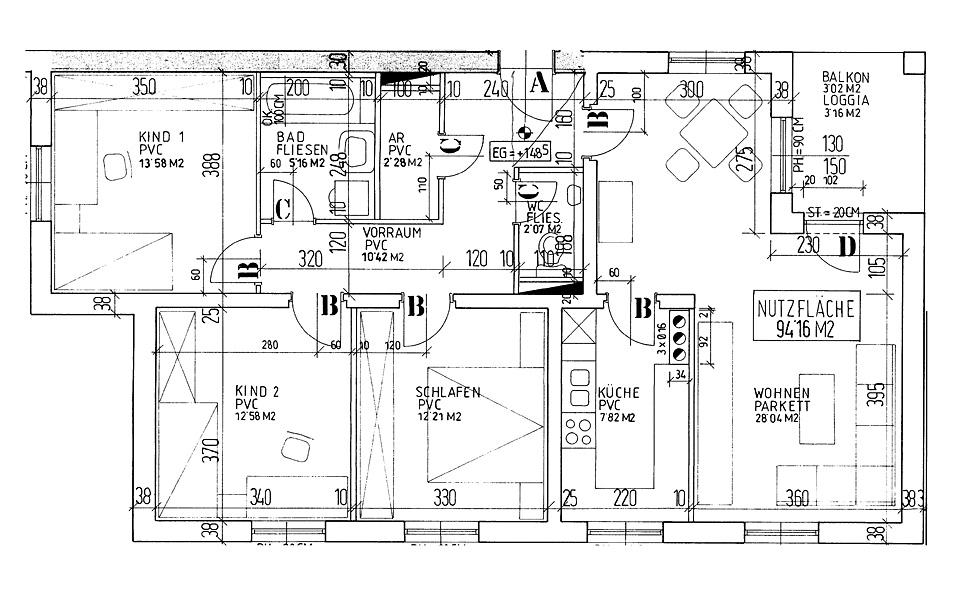 Immobilie von LAWOG in Freistädterstr.8/6, 4271 St.Oswald #1