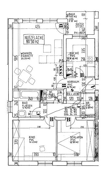 Immobilie von LAWOG in Freistädterstr.10/4, 4271 St.Oswald #1