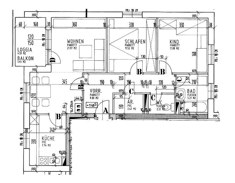 Immobilie von LAWOG in Hermann-Mathie-Weg 9/6, 4170 Haslach #1