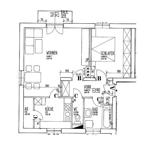 Immobilie von LAWOG in Finsterbachweg 2/3, 4191 Vorderweißenbach #1