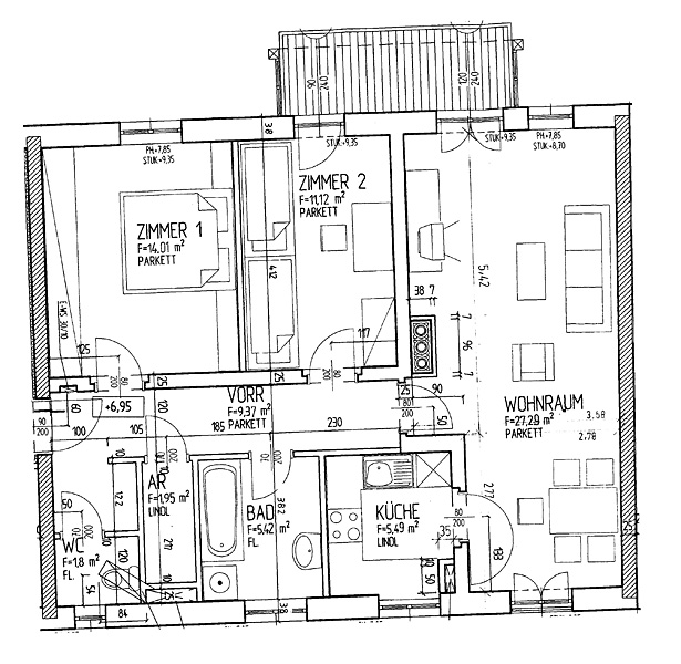 Immobilie von LAWOG in Udo-Block-Hof 2 Stge 1/6, 4462 Reichraming #1