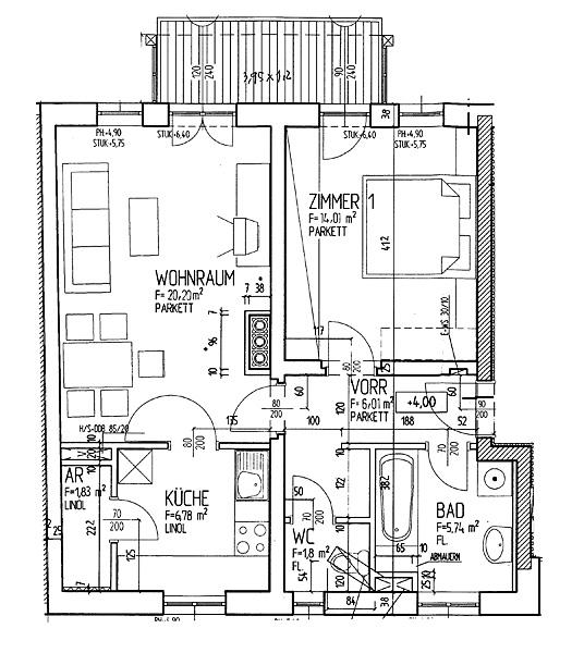 Immobilie von LAWOG in Udo-Block-Hof 2 Stge 2/3, 4462 Reichraming #1