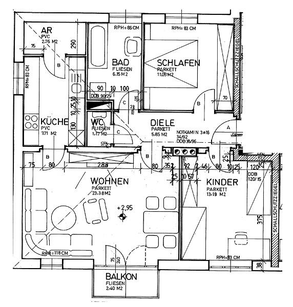 Immobilie von LAWOG in Waldweg 6/5, 4112 Walding #1