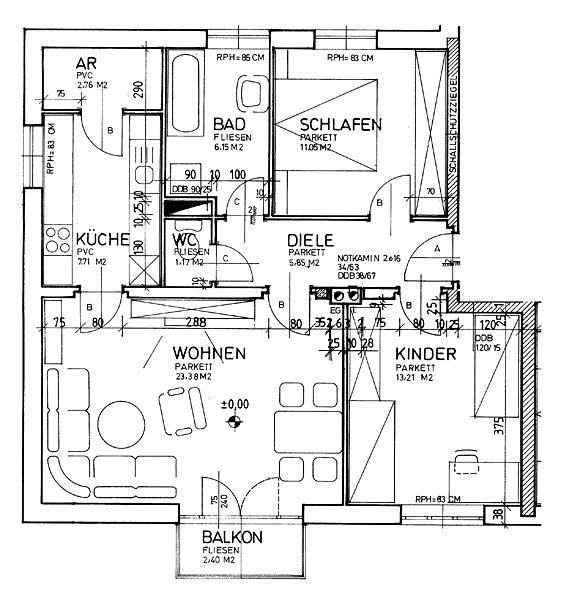 Immobilie von LAWOG in Waldweg 7/6, 4112 Walding #1