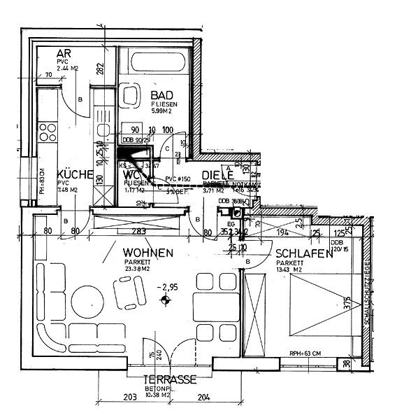 Immobilie von LAWOG in Waldweg 10/1, 4112 Walding #1