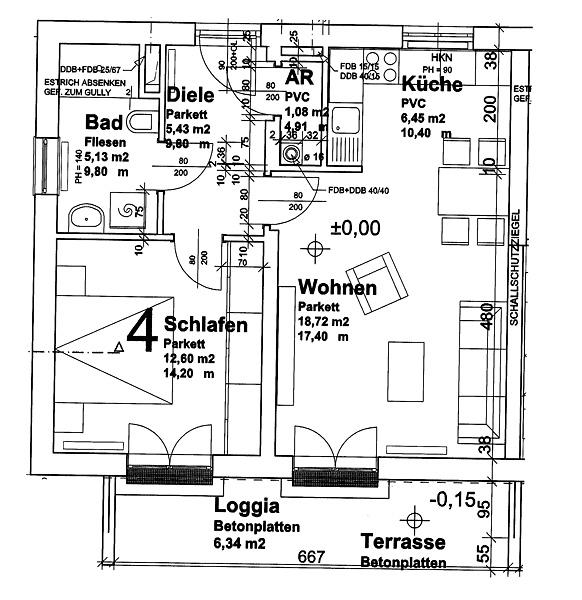 Immobilie von LAWOG in Freyhausstraße 10/1, 4082 Aschach #1