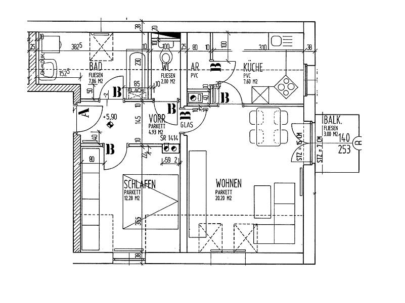 Immobilie von LAWOG in Staufstr.8/5, 4083 Haibach #1