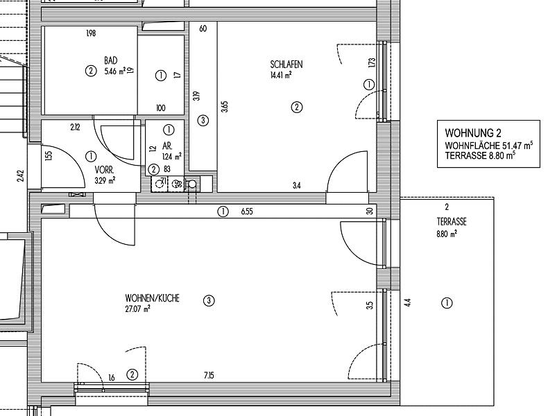 Immobilie von LAWOG in Hauptstr.34/2, 4224 Wartberg/Aist #1