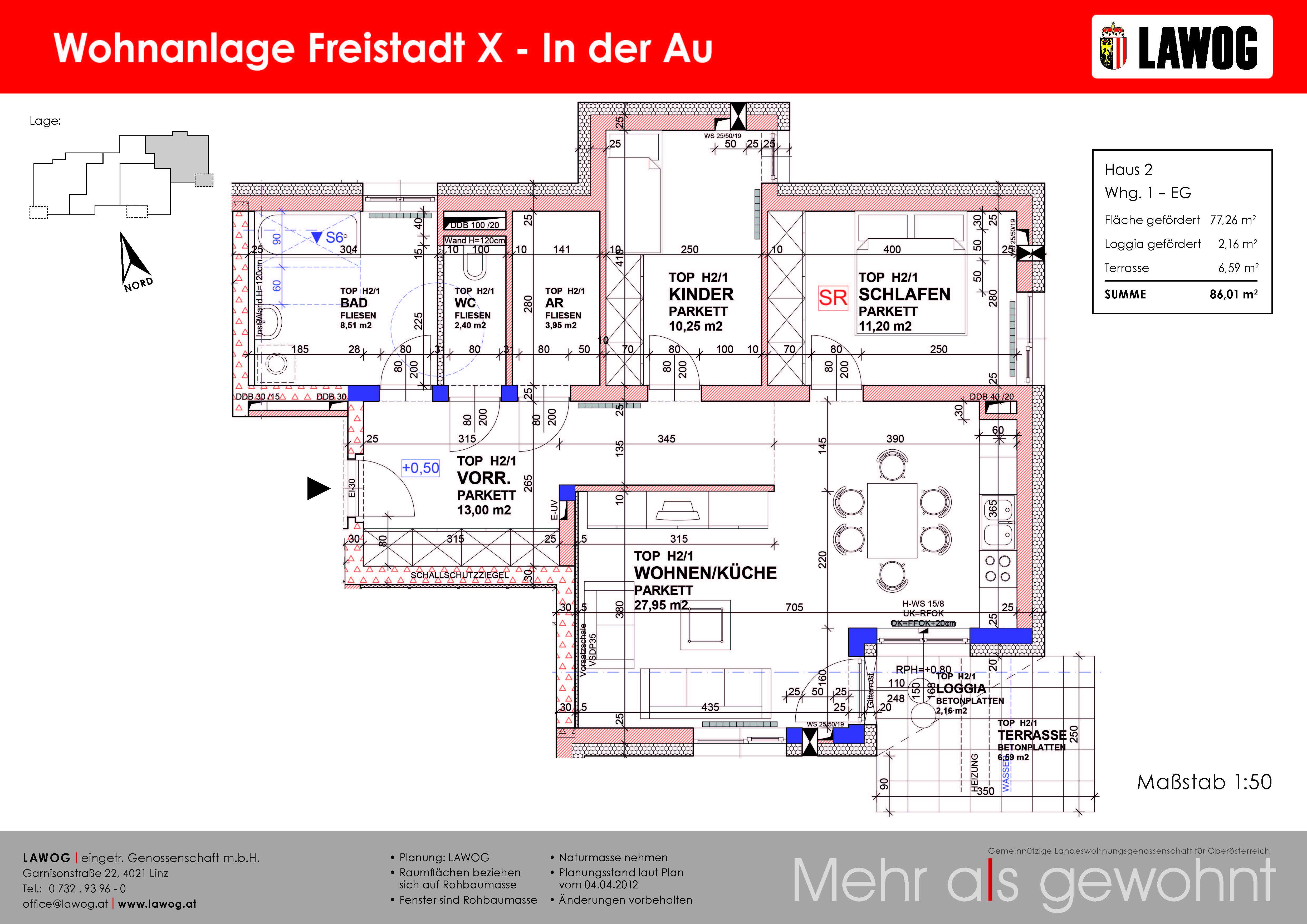 Immobilie von LAWOG in In der Au 10/1, 4240 Freistadt #1